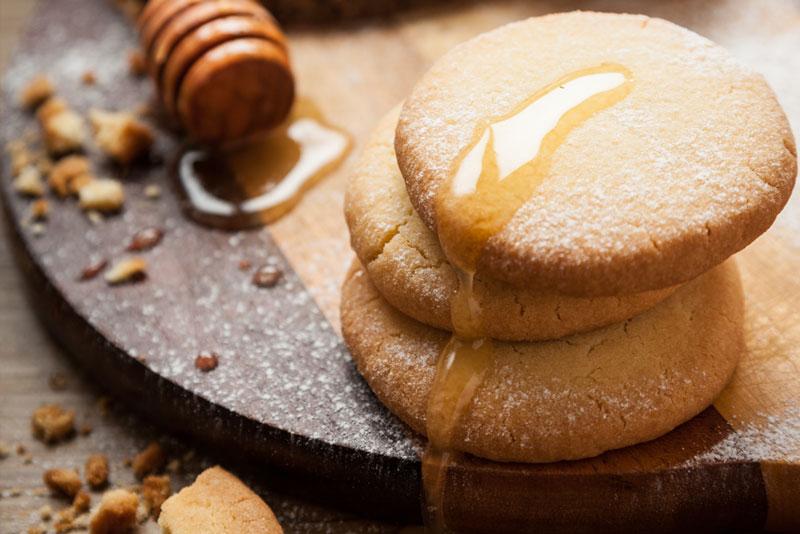 Biscotti al miele, la ricetta